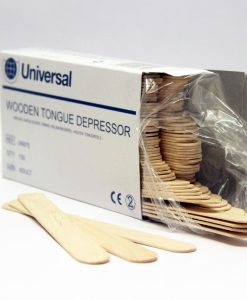 Wooden Tongue Depressor Mixing Sticks