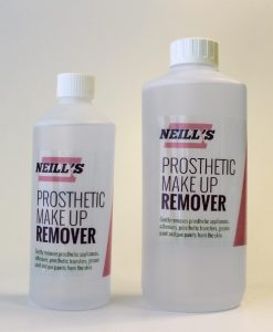 Neill's Prosthetic Makeup Remover