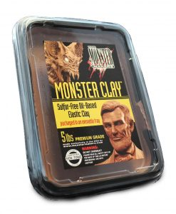 Monster Clay Neills Materials