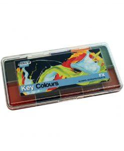 Key Colours FX Palette Neills Materials Makeup