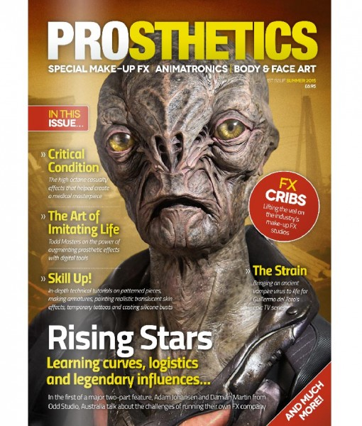 Neills Materials Prosthetics Magazine