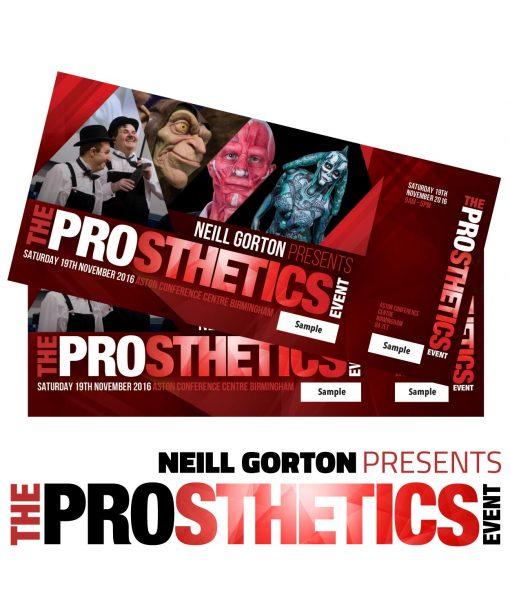The Prosthetics Event 2016 Tickets