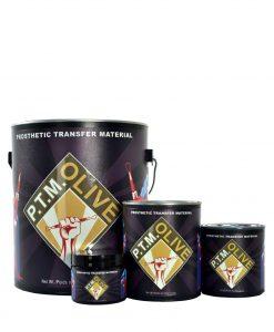 PTM Prosthetic Transfer Material Olive-05