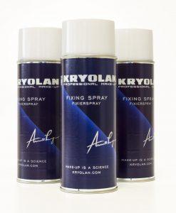 fixier spray