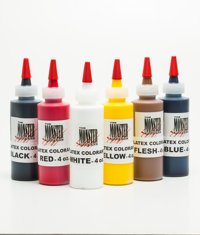 Latex Intrinsic Colorant Kits - Neill\'s Materials