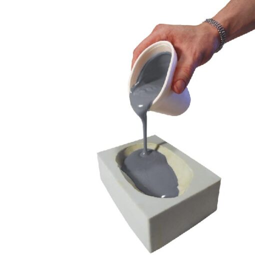 Neills Materials Monster Clay Gray Sculpting-03