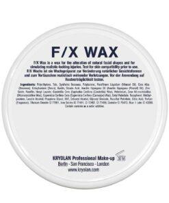 Kryolan FX Wax 140g