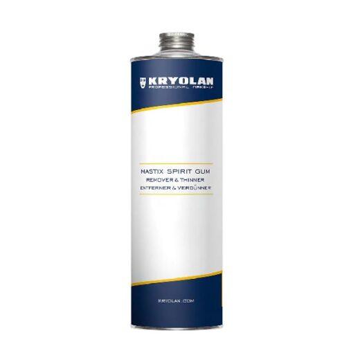Kryolan Mastix Spirit Gum Remover 1000ml