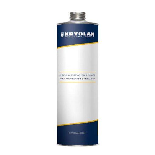 Kryolan Spirit Gum P Remover 1000ml