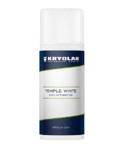 Kryolan Temple White