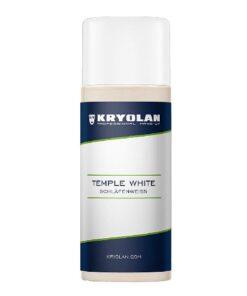 Kryolan Temple White Ivory 100ml