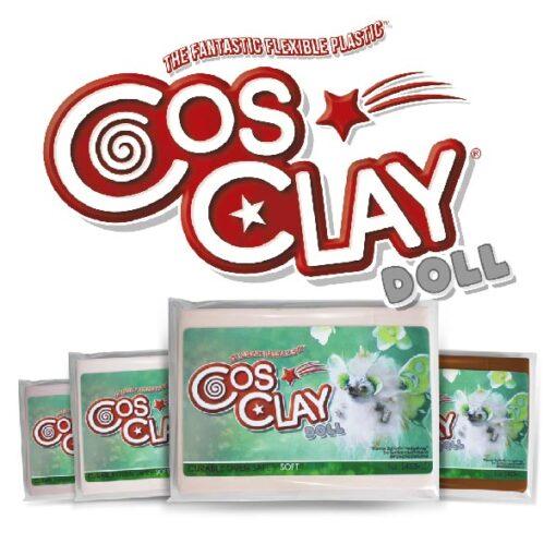 Cosclay Doll