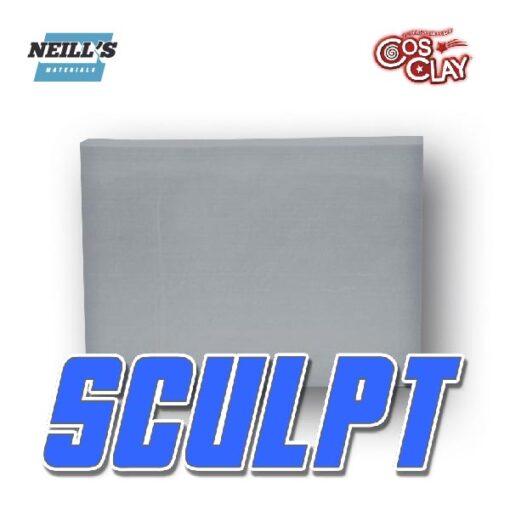 Cosclay Sculpt Medium Firm Clay