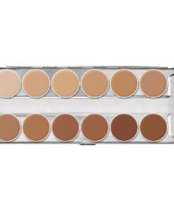 Rubber Mask Grease Palette W