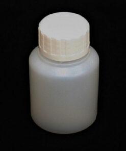 125ml Wide Neck HDPE Bottle