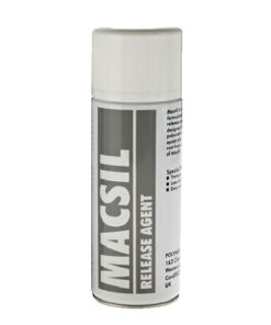 MacSil MACSIL Spray Silicone Mould Release