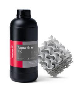 Phrozen Aqua Grey 4K Resin 3D Printing